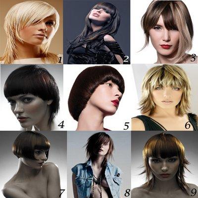cortes de cabelo feminino 2010