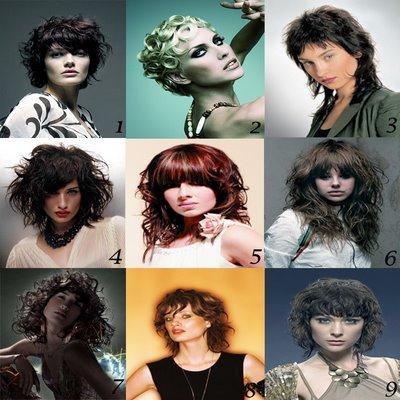 cortes de cabelos femininos - moda cabelos 2010
