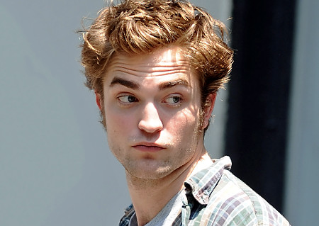 O Homem mais bonito do mundo - pattinson fotos