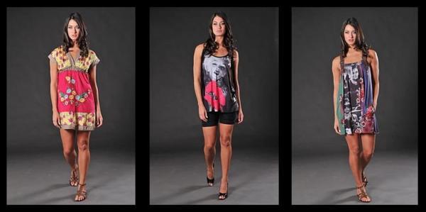moda verão 2010 - dicas modas tendencias vestidos