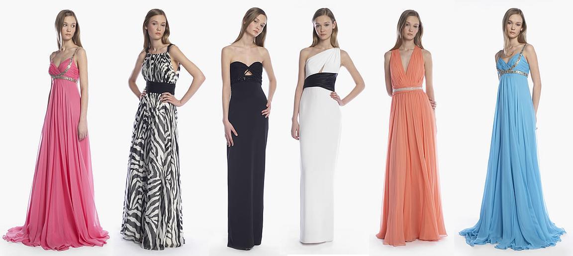 diversos vestidos de festa você precisa de um vestido para uma festa