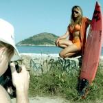 Surfista Maya Gabeira na Vanity Fair