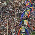Fotos da Parada Gay 2009