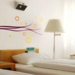 Adesivos decorativos para paredes – Fotos e modelos