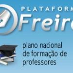 Plataforma Freire: Inscrições