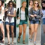 Shorts para o Verão 2010