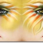 Maquiagem para o Carnaval – Fotos