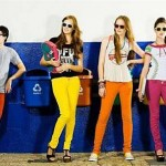 Calças Coloridas Fotos