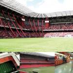Fotos da Arena da Baixada em Curitiba