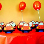 Enfeites de Mesa para festa Infantil – Fotos