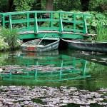Jardins de Monet em Paris