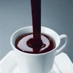 Chocolate quente cremoso Receita