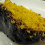 Bolo de Cenoura com cobertura de chocolate – Receita Simples