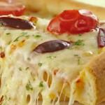 Receita de Pizza Rápida