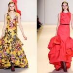 Vestidos de festa moda 2011 – Fotos e Tendências