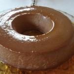 Receita de Pudim de Chocolate