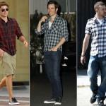 Camisas Xadrez Masculinas – Dicas e Fotos