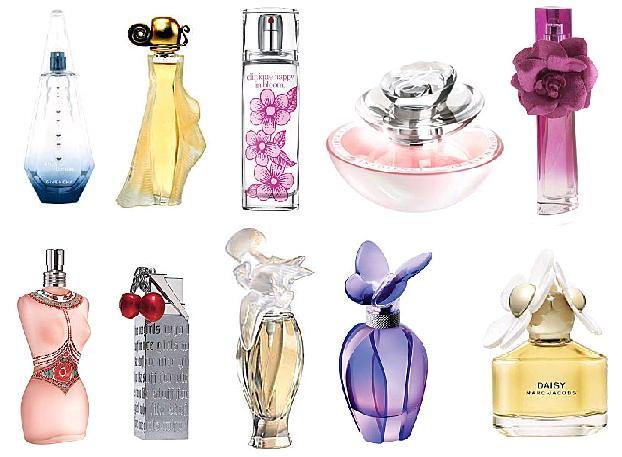 Perfumarias online