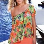 Vestidos moda verão 2012