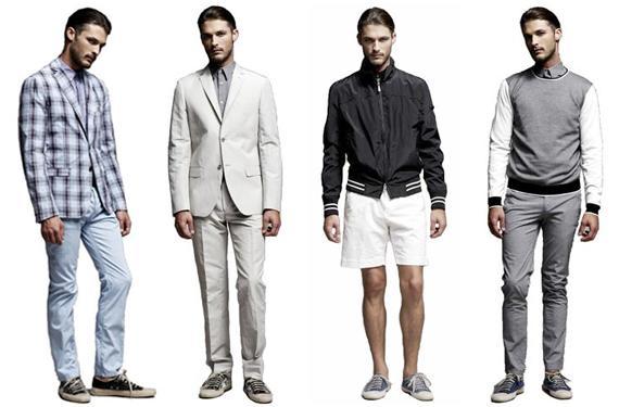 moda masculina verão 2012
