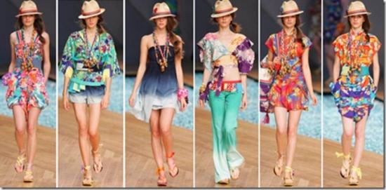 vestidos moda feminina 2012