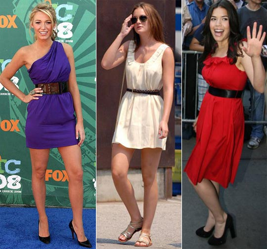 modelos de cintos femininos 2012