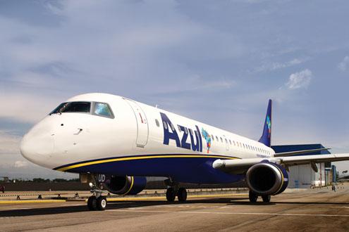 Azul Linhas aéreas - ofertas