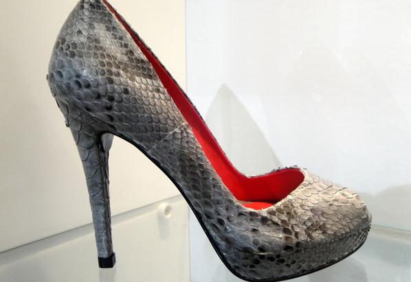 sapatos femininos tendências 2012
