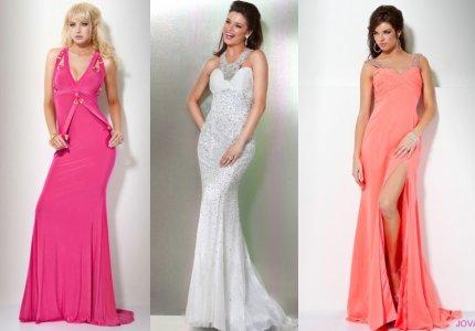 vestidos longos de festa 2012