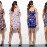 fotos de vestidos florais femininos