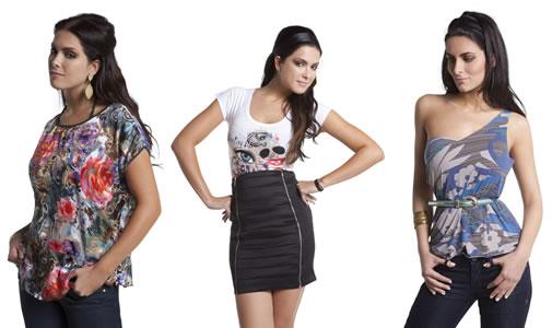 blusas femininas verão 2012 - tendencias, dicas e fotos