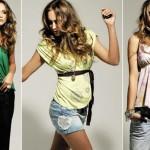 Blusas moda verão 2012