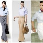 Camisas Sociais femininas – Tendências 2012