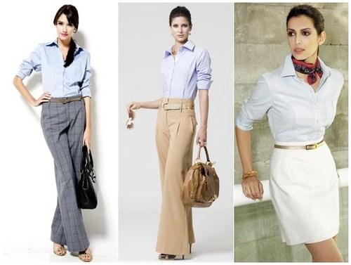 camisas femininas sociais