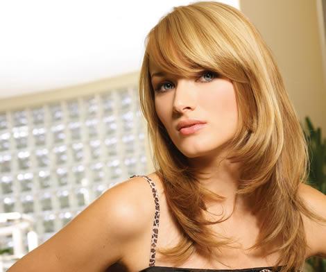 Cortes de cabelos compridos 2012