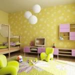 Decoração quarto pequeno infantil