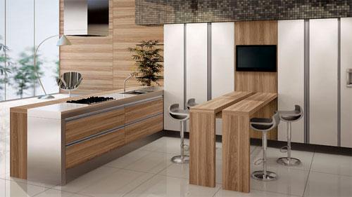 Cozinhas Pequenas Planejadas - Fotos