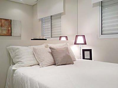 Dicas para decoração de quartos pequenos