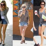 Shorts jeans 2012