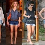 shorts jeans femininos 2012