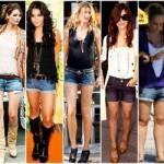 Shorts jeans verão 2012