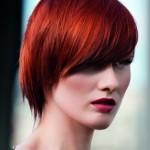Cabelos Vermelhos Tendências 2012 – Fotos e modelos