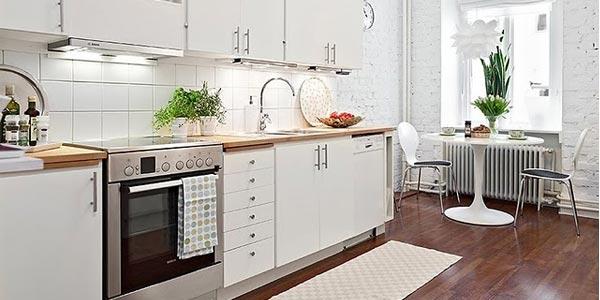 Decoração de Cozinhas Pequenas e Simples