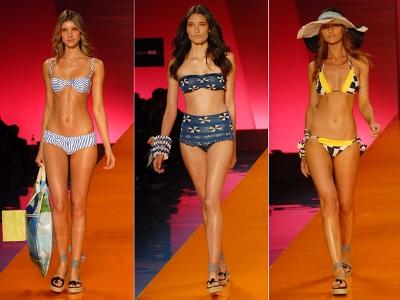 Modelos de Biquínis 2012