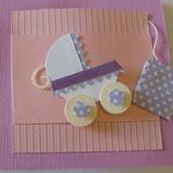 Modelos de Convites para Chá de bebê