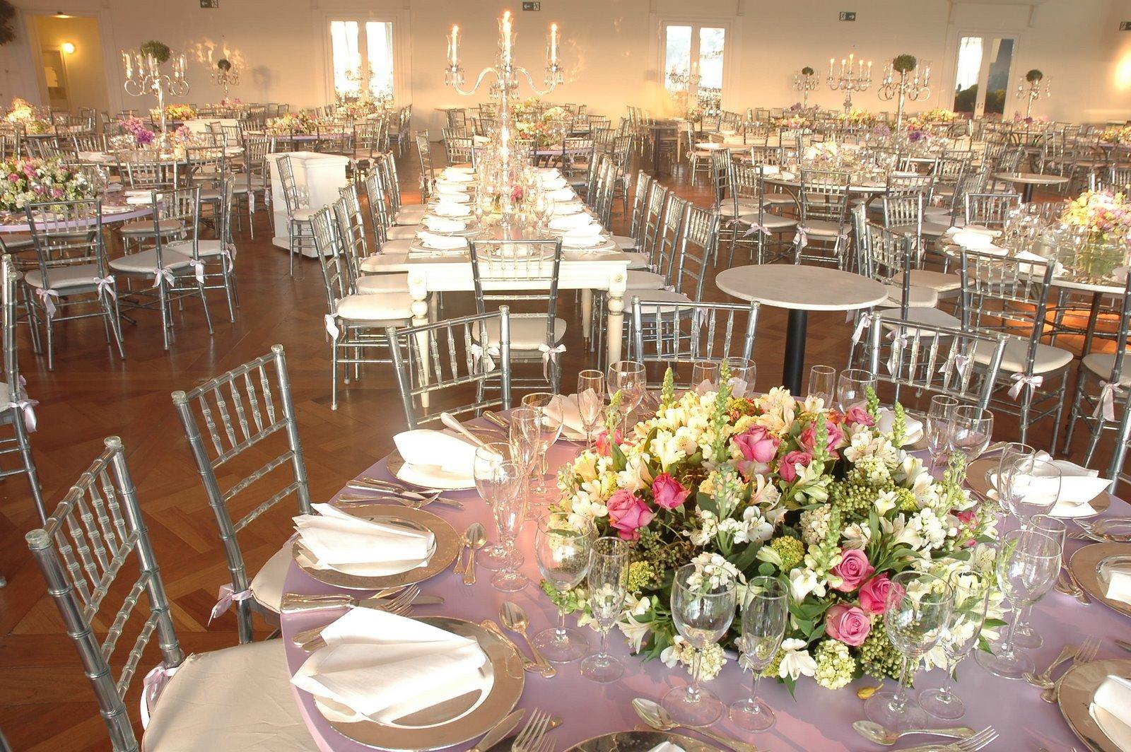 Decorações para Festa Casamento