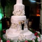decoracao de festa de casamento 70