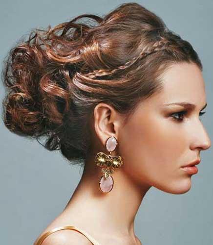 Penteados para Madrinha de Casamento 2012 - Fotos