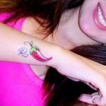 tatuagem de pimenta