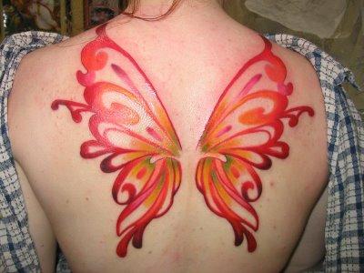 Sugestões de Tatuagens Femininas